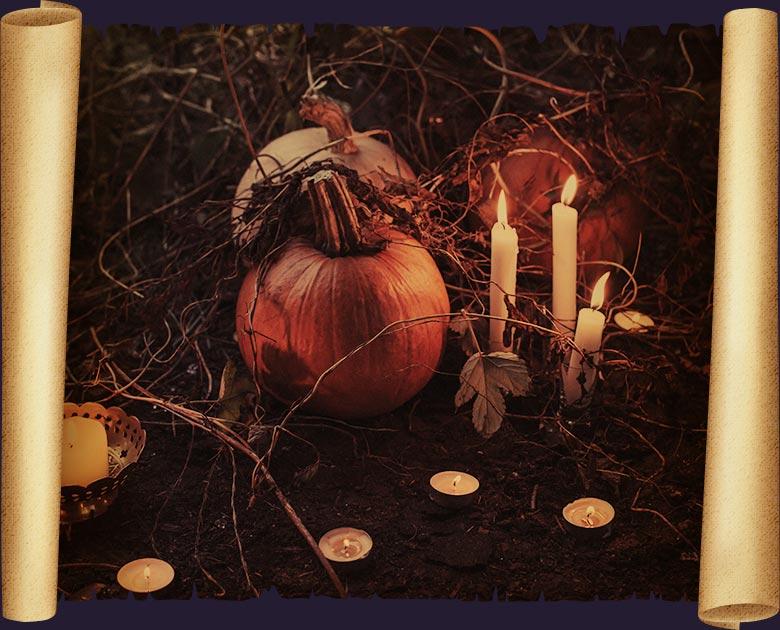 hallo-candles